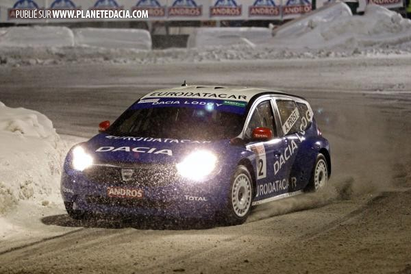 Alain Prost, Trophee Andros 2012