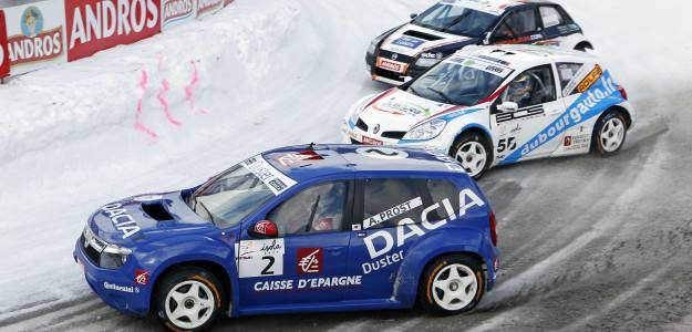 Trophée Andros - Isola 2000 1 : Prost assure